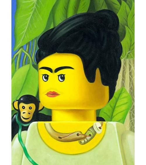Scimmia e Collana (Kahlo)