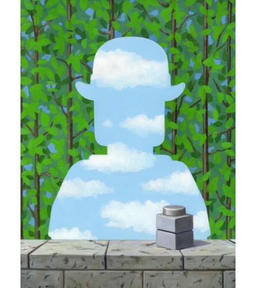 La Belle Promenade (Magritte)