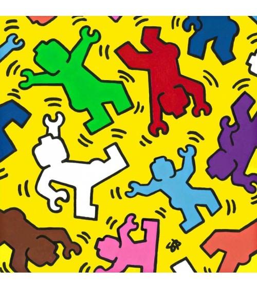 Brick Having (Keith Haring)